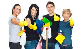 Úklid společných prostor domu